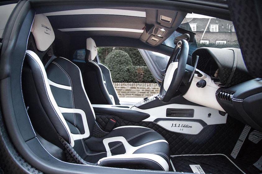 Lamborghini Aventador Mansory -Linstantauto
