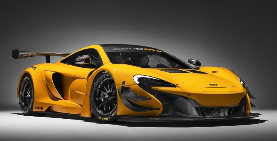 McLaren 650S GT3 - Linstantauto