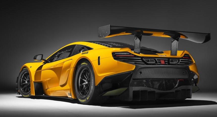 McLaren 650S GT3 --Linstantauto
