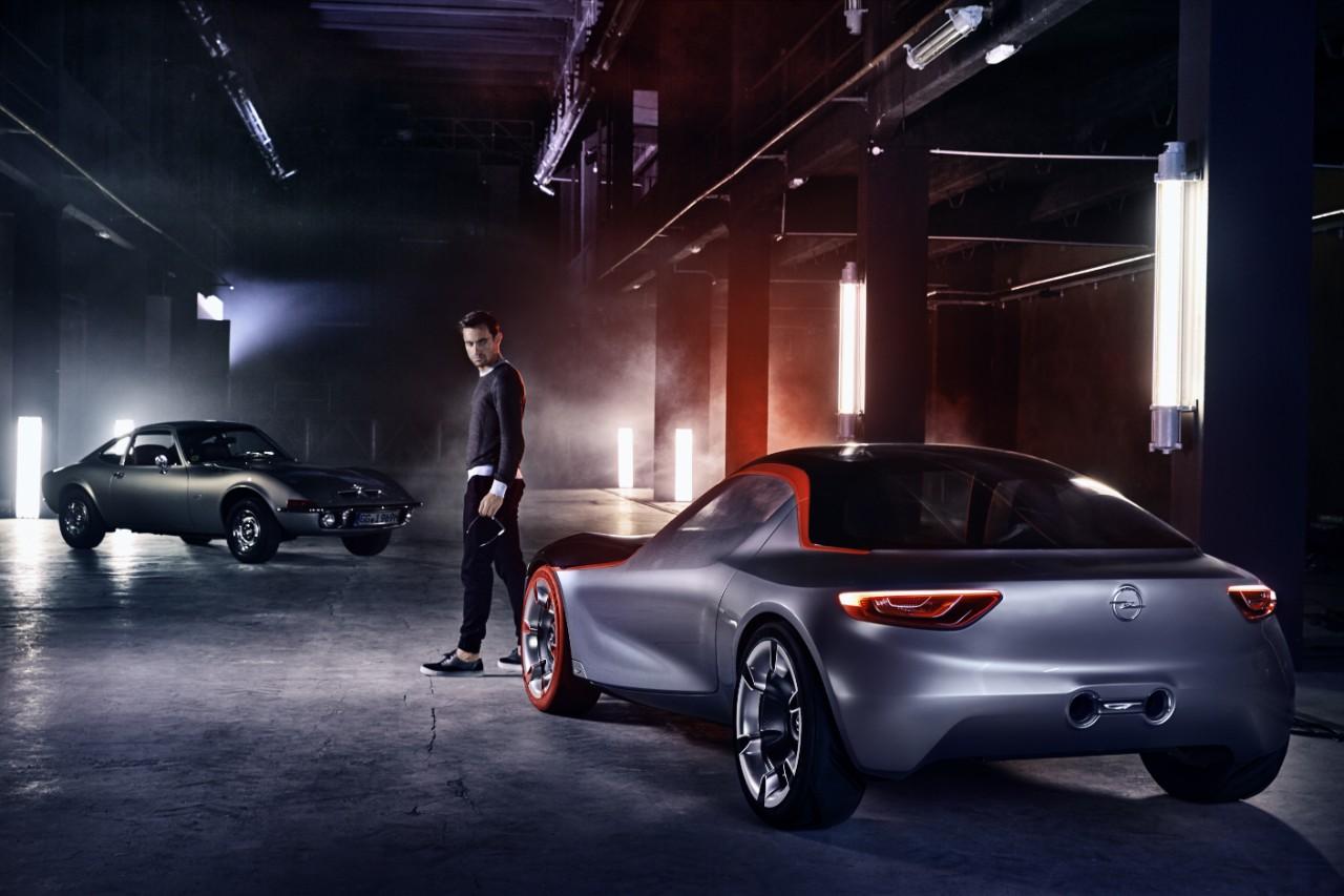 Opel GT Linstantauto